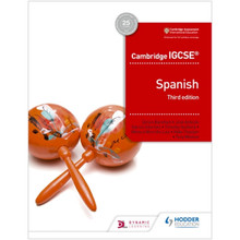 Hodder Cambridge IGCSE™ Spanish Student Book Third Edition - ISBN 9781510447578