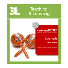 Hodder Cambridge IGCSE™ Spanish Teaching and Learning Resources Third Edition - ISBN 9781510448520