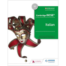 Hodder Cambridge IGCSE™ Italian Student Book - ISBN 9781510448087