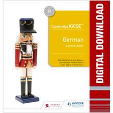 Hodder Cambridge IGCSE™ German Online Teacher Guide with Audio (2nd Edition) - ISBN 9781510448544