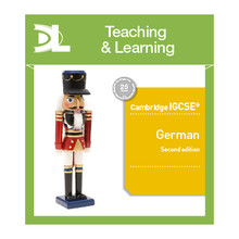 Hodder Cambridge IGCSE™ German Teaching and Learning Resources Second Edition - ISBN 9781510448377