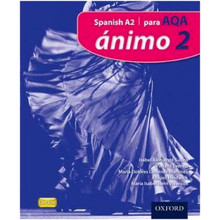 Oxford Animo: 2: Para AQA Spanish Student Book (Paperback) - ISBN 9780199129096
