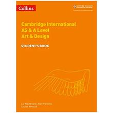 Collins Cambridge International AS & A Level Art & Design Student's Book - ISBN 9780008250997