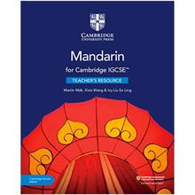 Cambridge IGCSE™ Mandarin Teacher's Resource with Cambridge Elevate - ISBN 9781108772235