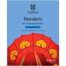 Cambridge IGCSE™ Mandarin Workbook - ISBN 9781108738910