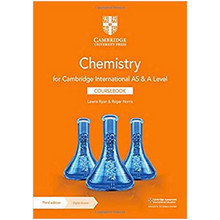 Cambridge International AS & A Level Chemistry Coursebook with Digital Access (2 Years) - ISBN 9781108863193