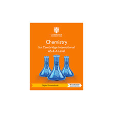 Cambridge International AS & A Level Chemistry Digital Coursebook (2 Years) - ISBN 9781108797801