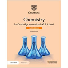Cambridge International AS & A Level Chemistry Workbook with Digital Access (2 Years) - ISBN 9781108859059