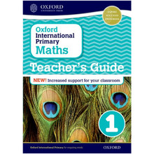 Oxford International Primary Maths: Stage 1: Teacher's Guide 1 - ISBN 9780198417965