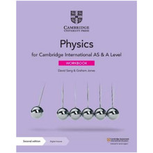 Cambridge International AS & A Level Physics Workbook with Digital Access (2 Years) - ISBN 9781108859110