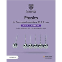 NEW Cambridge International AS & A Level Physics Practical Workbook - ISBN 9781108793995