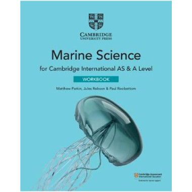Cambridge International AS & A Level Marine Science Workbook - ISBN 9781108790499