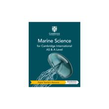 Cambridge International AS & A Level Marine Science Digital Teacher's Resource - ISBN 9781108795920