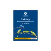 Cambridge International AS & A Level Sociology Digital Teacher's Resource - ISBN 9781108456500