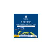 Cambridge International AS & A Level Sociology Digital Teacher's Resource Access Card - ISBN 9781108458030