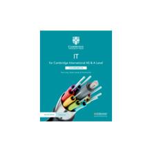 Cambridge International AS & A Level IT Digital Coursebook (2 Years) - ISBN 9781108749329