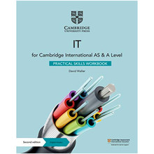 Cambridge International AS & A Level IT Practical Skills Workbook with Digital Access (2 Years) - ISBN 9781108782562