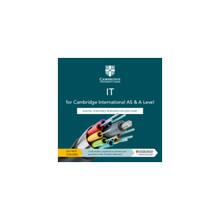 Cambridge International AS & A Level IT Digital Teacher's Resource - ISBN 9781108812177