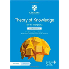 Theory of Knowledge for the IB Diploma Course Guide with Digital Access (2 Years) - ISBN 9781108865982