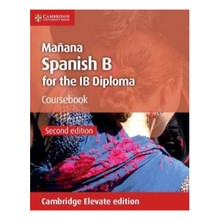 Cambridge Mañana Coursebook Cambridge Elevate Edition (2 Years) - ISBN 9781108469241