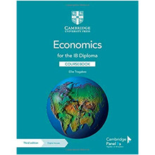 Economics for the IB Diploma Coursebook with Digital Access (2 Years) - ISBN 9781108847063
