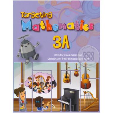 Singapore Maths Primary Level - Targeting Mathematics Textbook 3A - ISBN 9789814448505