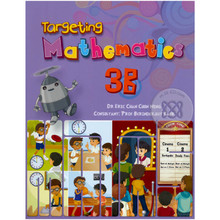 Singapore Maths Primary Level - Targeting Mathematics Textbook 3B - ISBN 9789814448512