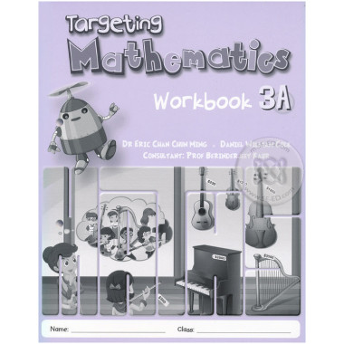 Singapore Maths Primary Level - Targeting Maths 3A (Class Pack of 20 Workbooks) - ISBN 9780190757151