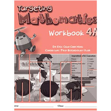Singapore Maths Primary Level - Targeting Maths 4A (Class Pack of 20 Workbooks) - ISBN 9780190757175