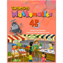 Singapore Maths Primary Level - Targeting Mathematics Textbook 4B - ISBN 9789814448970