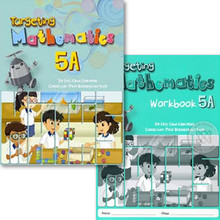 Singapore Maths Primary Level - Targeting Maths 5A (Class Pack of 20 Textbooks & 20 Workbooks) - ISBN 9780190757076