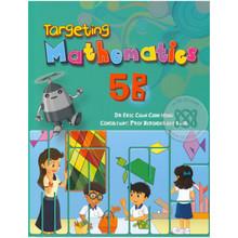 Singapore Maths Primary Level - Targeting Mathematics Textbook 5B - ISBN 9789814658331