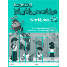 Singapore Maths Primary Level - Targeting Maths 5B (Class Pack of 20 Workbooks) - ISBN 9780190757205