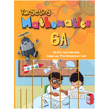 Singapore Maths Primary Level - Targeting Mathematics Textbook 6A - ISBN 9789814658645