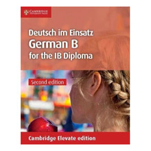 Cambridge Deutsch im Einsatz Coursebook Cambridge Elevate Edition (2 Years) - ISBN 9781108464222