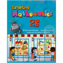 Singapore Maths Primary Level - Targeting Mathematics Textbook 2B - ISBN 9789814431880