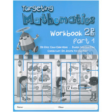 Singapore Maths Primary Level - Targeting Mathematics Workbook 2B Part 1 - ISBN 9789814431910