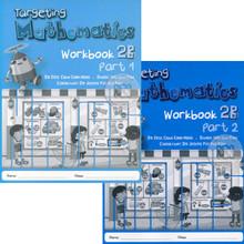 Singapore Maths Primary Level - Targeting Mathematics Workbook 2B (20 Part 1 & 20 Part 2 Class Pack) - ISBN 9780190757144