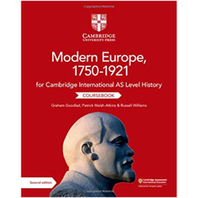 Cambridge International AS Level History: Modern Europe, 1750–1921 Coursebook - ISBN 9781108733922