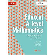 Collins Edexcel A-level Mathematics Student Book Year 1 and AS - ISBN 9780008204952