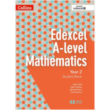 Collins Edexcel A-level Mathematics Student Book Year 2 - ISBN 9780008204969