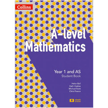 Collins A Level Mathematics Year 1 and AS Student Book - ISBN 9780008270766