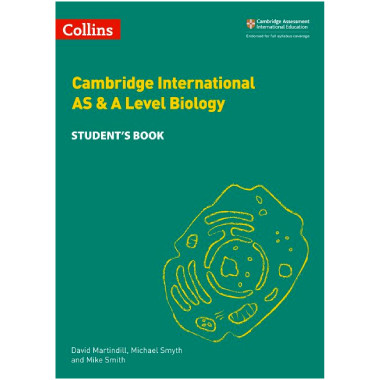 Collins Cambridge International AS & A Level Biology Student's Book - ISBN 9780008322571