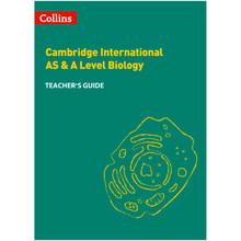 Collins Cambridge International AS & A Level Biology Teacher's Guide - ISBN 9780008322601