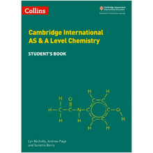 Collins Cambridge International AS & A Level Chemistry Student's Book - ISBN 9780008322588