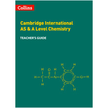 Collins Cambridge International AS & A Level Chemistry Teacher's Guide - ISBN 9780008322618