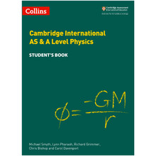Collins Cambridge International AS & A Level Physics Student's Book - ISBN 9780008322595