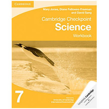 Cambridge International Checkpoint Science Workbook Book 7 - ISBN 9781107622852
