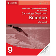 Cambridge International Checkpoint Science Workbook Book 9 - ISBN 9781107695740