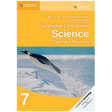 Cambridge Checkpoint Science Teacher's Resource CD-ROM 7 - ISBN 9781107694583
